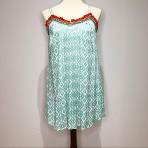 Altar'd State Southwest Dream Dress. Small.